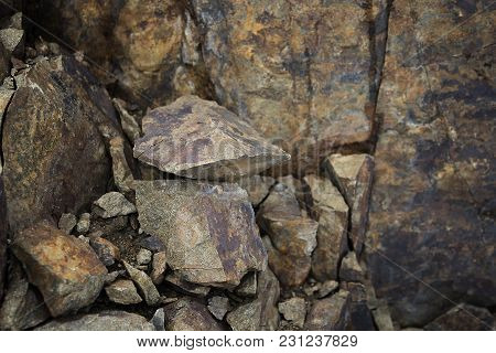 Stone background. Stone texture. Brown stone background. Stone style. Grunge stone. Stone. Rock background. Grunge rock.