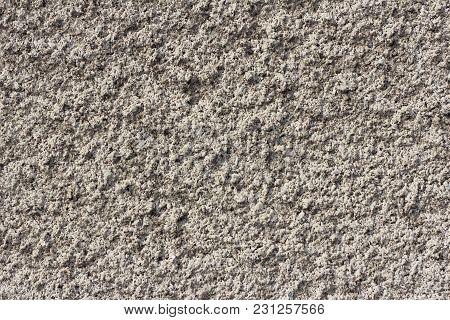 White Concrete Wall Texture Dirty, Gray, Stone