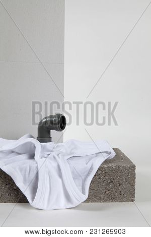 Periscope Y-front White