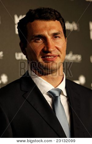 BEVERLY HILLS - SEP 17: Wladimir Klitschko at the Montblanc Charity Auction Gala to Benefit Unicef  in Beverly Hills, California on September 17, 2009