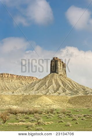 This Is Colorado No. 4C - Mancos Canyon