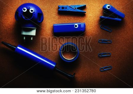 Home Tools Studio Quality Light Wooden Background