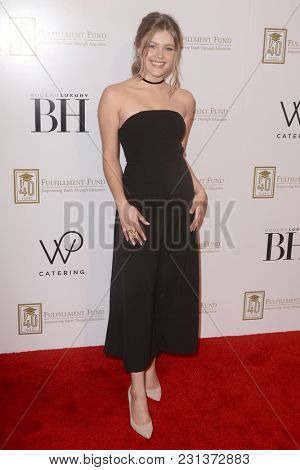LOS ANGELES - MAR 13:  Kerri Medders at the Fulfillment Fund Gala at Dolby Theater on March 13, 2018 in Los Angeles, CA