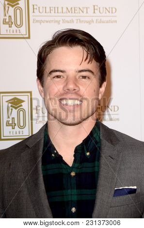 LOS ANGELES - MAR 13:  David Hull at the Fulfillment Fund Gala at Dolby Theater on March 13, 2018 in Los Angeles, CA