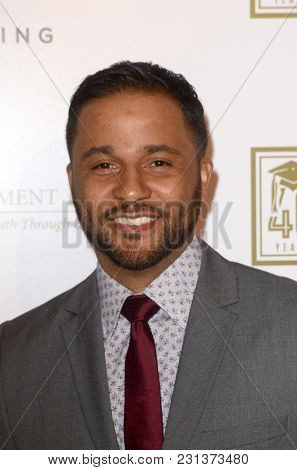 LOS ANGELES - MAR 13:  Jason Dirden at the Fulfillment Fund Gala at Dolby Theater on March 13, 2018 in Los Angeles, CA