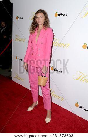 LOS ANGELES - MAR 13:  Alyson Michalka at the