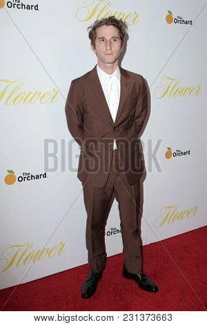 LOS ANGELES - MAR 13:  Max Winkler at the