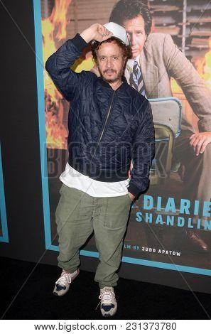 LOS ANGELES - MAR 14:  Pauly Shore at the