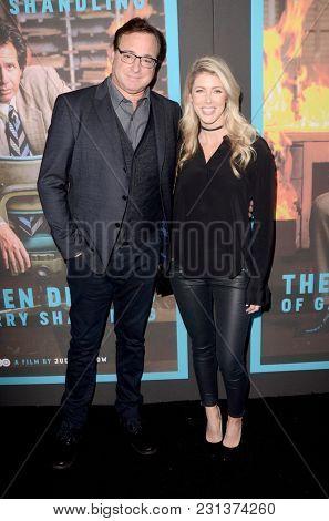 LOS ANGELES - MAR 14:  Bob Saget, Kelly Rizzo at the