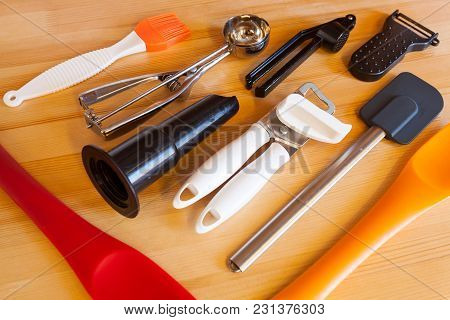 New Cooking Tools