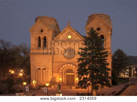 Cathedral Basilica Of St-Francis