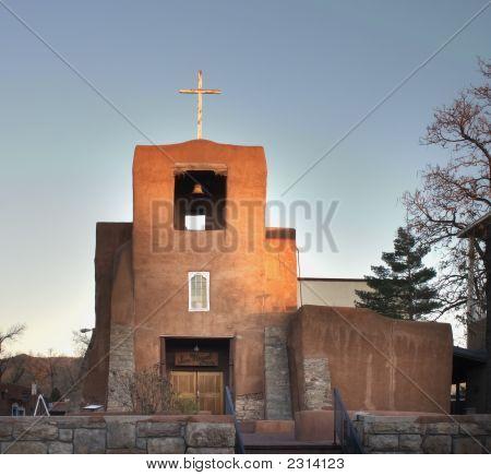 San Miguel Mission Santa Fe