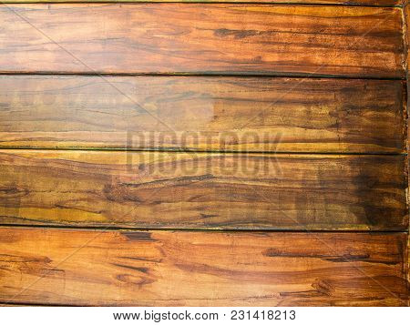 Close Up Old Nature Wooden Wall Background