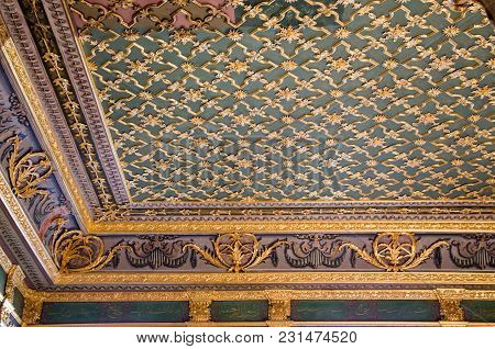 Floral Art Pattern Example Of Ottoman Time
