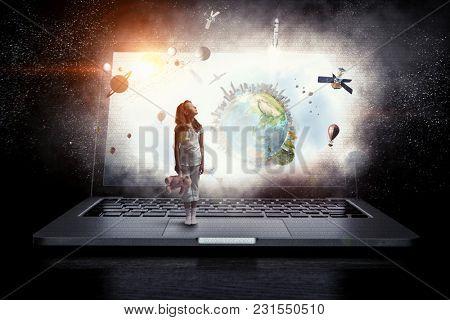 Problem of children Internet addiction