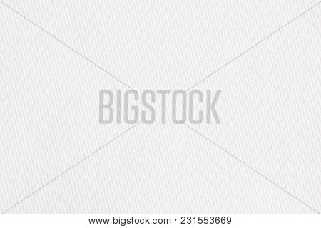 White Texture, Close Up Background Of White Fabric Or Abstract White Fabric Texture Use For Web Desi