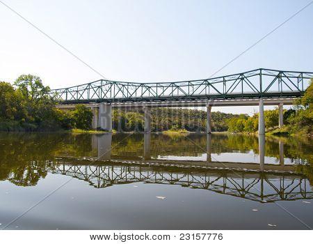 Bridge  Over The Brazos River