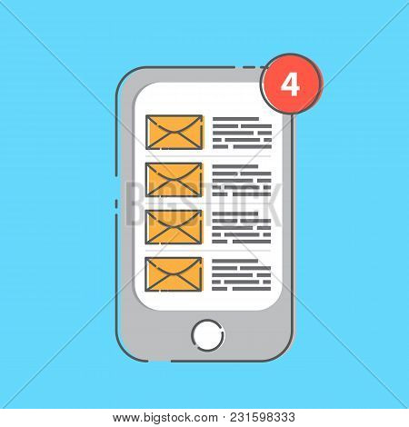 Message Inbox Notification, Email Advertising, Email Marketing