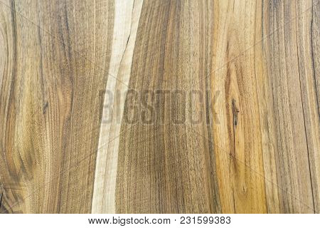 Wooden Background. Rendered Oak Close-up. Beautiful Tree Structure.