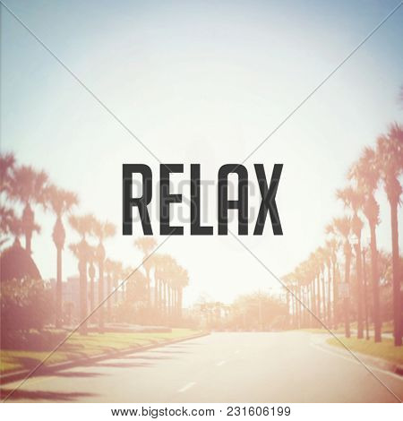 Quote - Relax