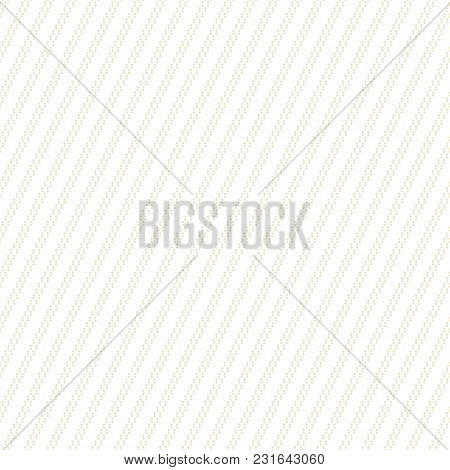 Vector Seamless Pattern. Regularly Repeating Modern Geometrical Texture Consisting Of Small Rhombuse