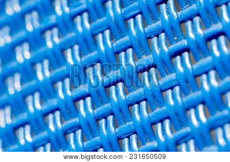 An Abstract Background Of A Symmetrical Pattern