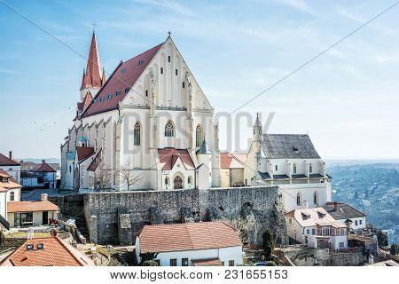 St. Nicholas' Deanery Church, Znojmo, Czech Republic