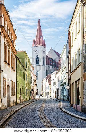 St. Nicholas' Church, Znojmo, Czech Republic