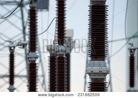 Equipment For Electrification. Electrification Is The Process Of Powering By Electricity.