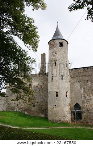 Tower With Hours