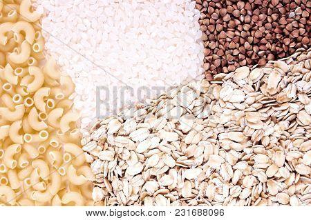 Seeds Of Healthy Food