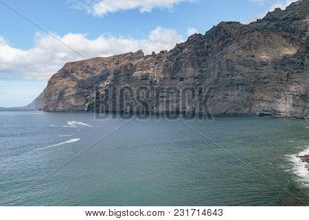 Tenerife - Cliffs Of Los Gigantes - Acantilados De Los Gigantes