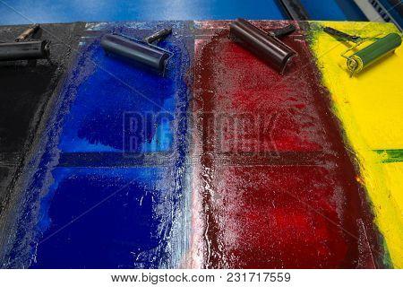 Cmyk Printing Colors