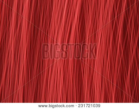 Soft Lighting Laser Beams Photo Image Abstraction In Burgundy Red