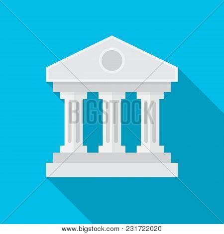Bank Building Icon Vector Photo Free Trial Bigstock