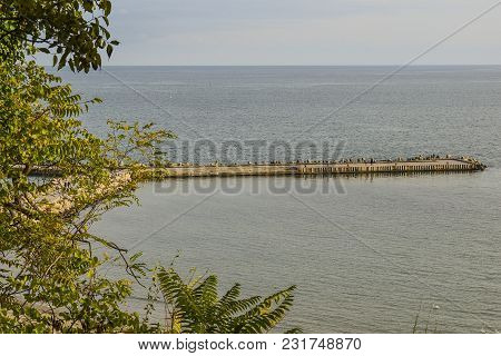 Varna Is A Town In Northeastern Bulgaria, Situated On The Shores Of The Black Sea And Lake Varna And