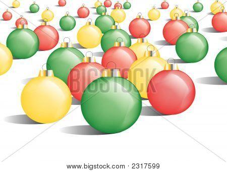 Christmas Balls.Eps