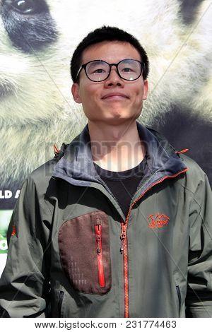 LOS ANGELES - FEB 17:  Bi Wen Lei at the World Premiere Of