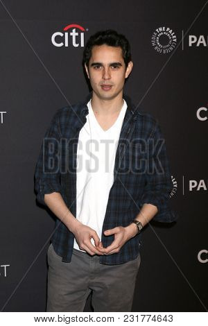 LOS ANGELES - MAR 18:  Max Minghella at the 2018 PaleyFest Los Angeles -