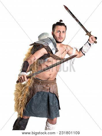 Gladiator/barbarian Warrior