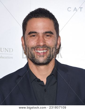 LOS ANGELES - MAR 13:  Ignacio Serricchio arrives for the A Legacy of Changing Lives Gala on March 13, 2018 in Hollywood, CA