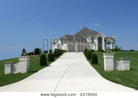 Residential House Home Subdivision