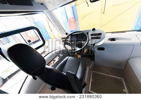 Trolleybus Bus Car Production Line Modern Automatic Bus Manufacturing Vehicle Car Salon Seat