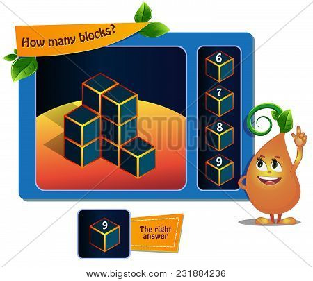 Blocks Game Educational