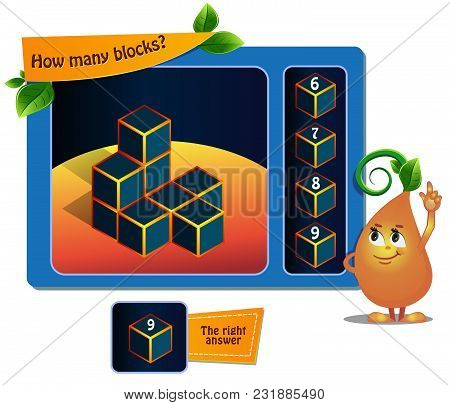 9 Blocks Game Educational
