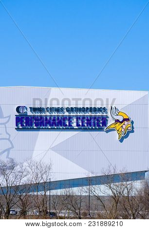 Minnesota Vikings Twin Cities Orthopedics Performance Center