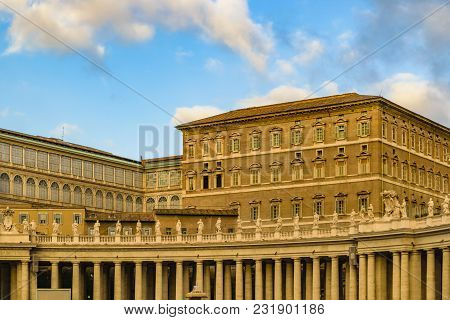Vatican City Architecture, Rome, Italy