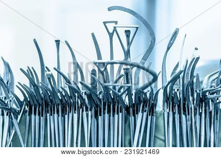 Surgical instruments after washing