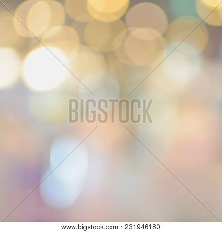 Abstract soft shimmer effect lighting effect background.