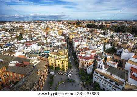 Seville City View